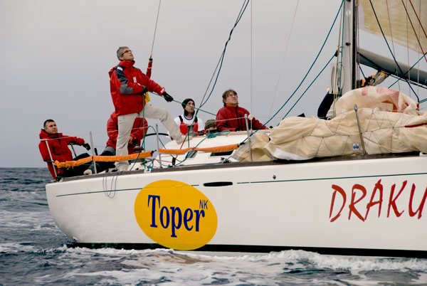 toper coffee roasters sailing team