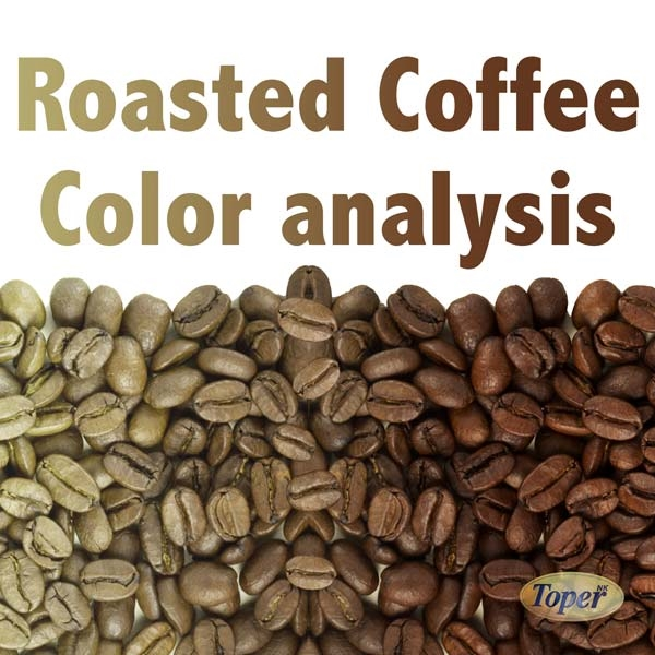 spectrophotometer coffee color analysis toper academy