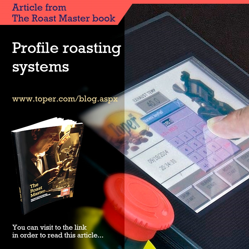 Profile roasting systems