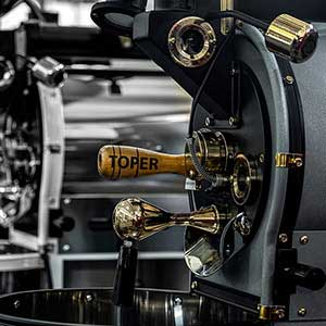 Toper Coffee Roasting Machines