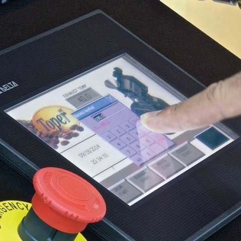 Touch Panel System