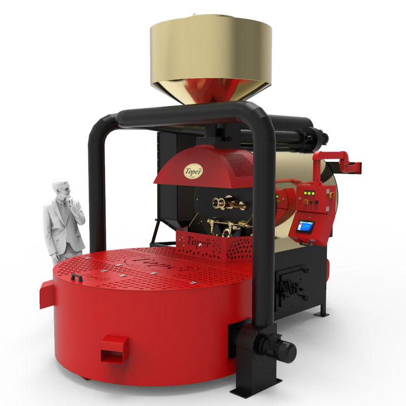 Industrial Coffee Roasting Machine