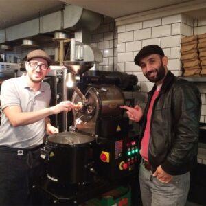 Toper Kahve Kavurucu Müşteri Galerisi