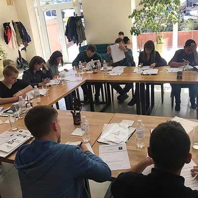 Toper Ukrayna Kahve Kavurma Eğitimi