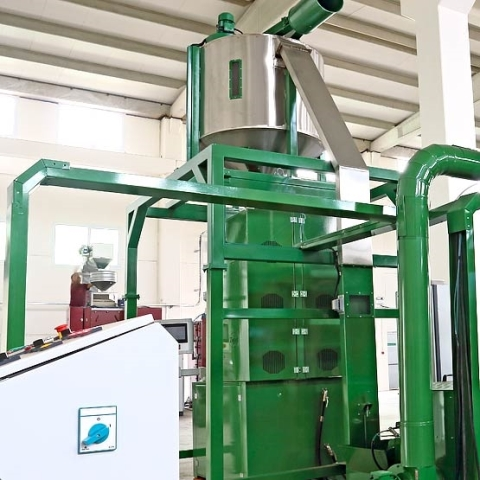 roll mill ibo 600 toper grinder
