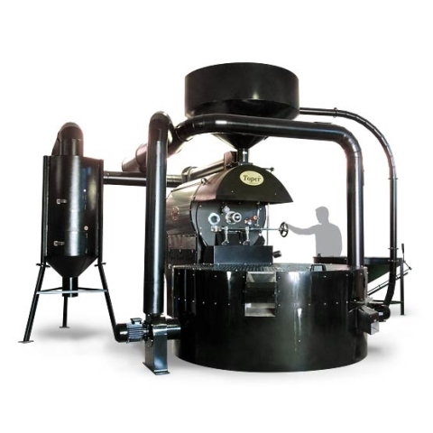 toper endüstriyel kahve kavurma