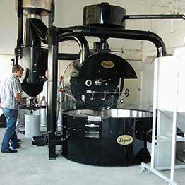 tkmsx 120 탑 커피 로스팅 머신