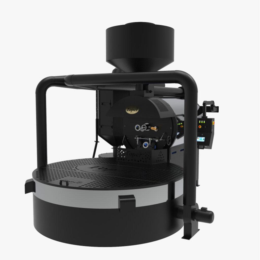 tkmsx 240 endüstriyel kahve kavurma