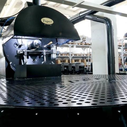 工业烘焙机