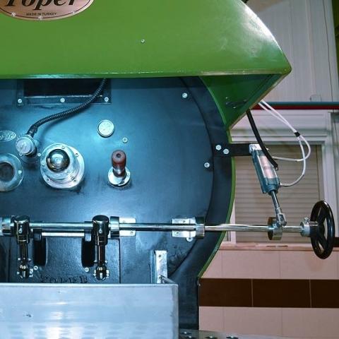 profile 系统烘焙咖啡
