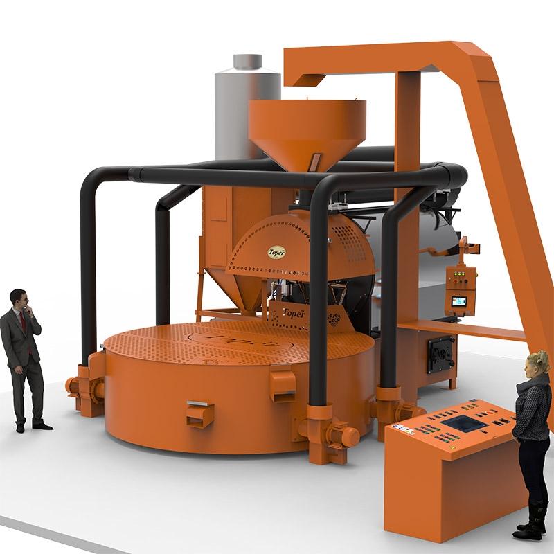 tkmsx 500 toper 工业咖啡机