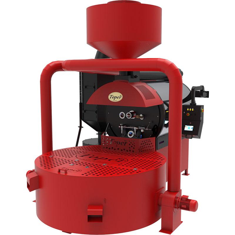 tkmsx 180 탑 산업용 커피 로스터
