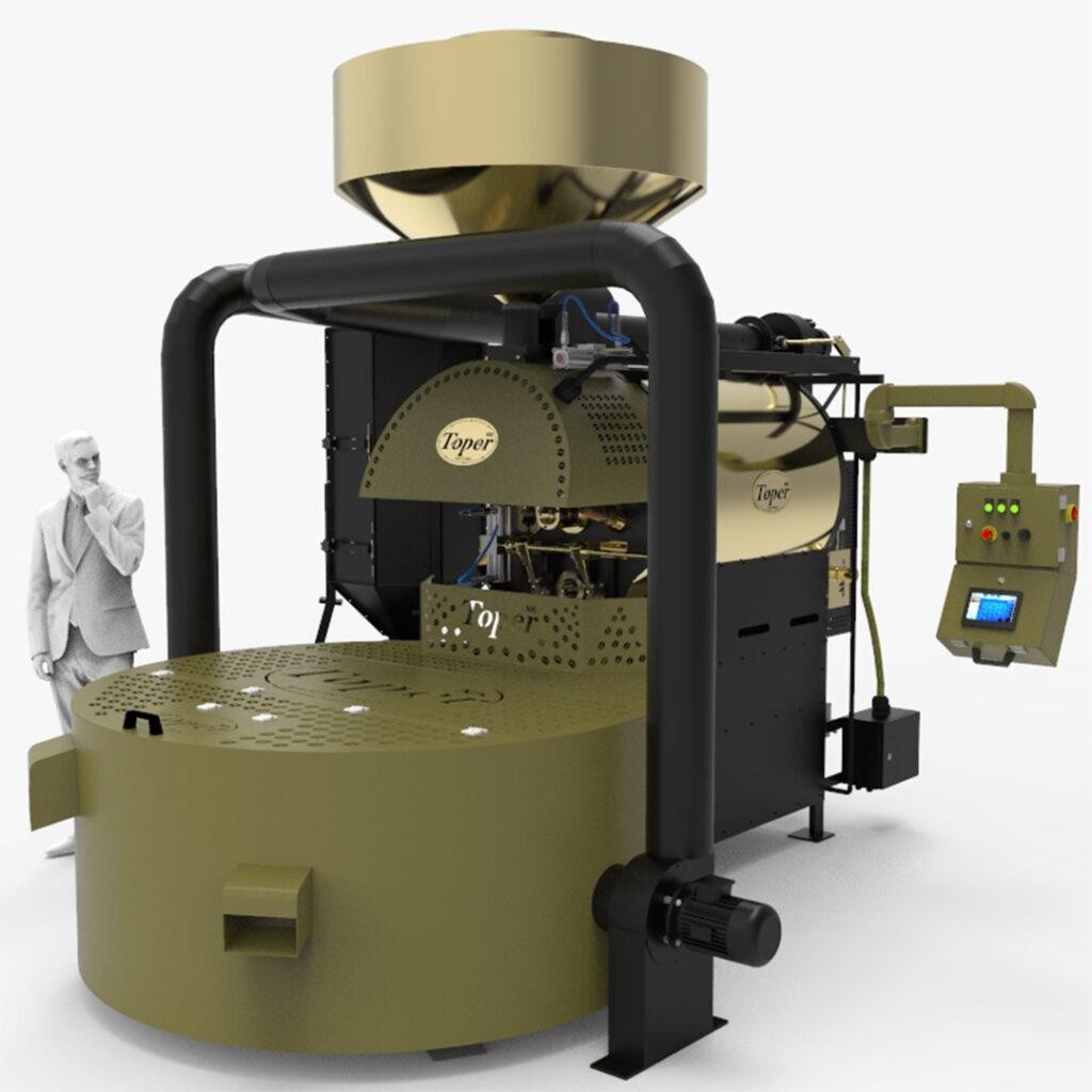 Toper Kahve Kavurma Makineleri