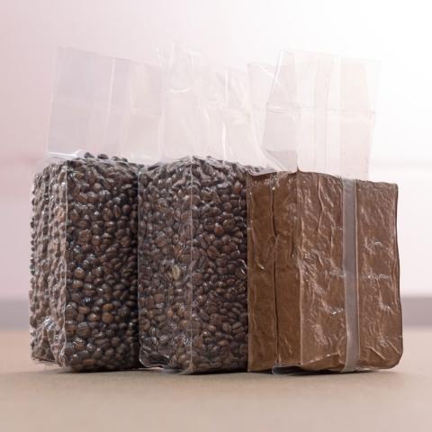 vacuum coffee packing machine