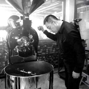 Stroj na pražení kávy tkmsx 5 toper