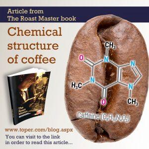 커피의 화학 구조
