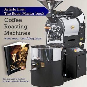 máquinas tostadoras de café
