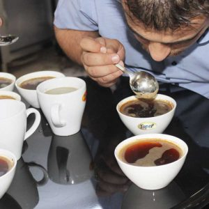 métodos de degustación toper coffee academy