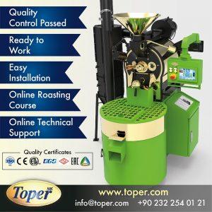 toper coffee roaster